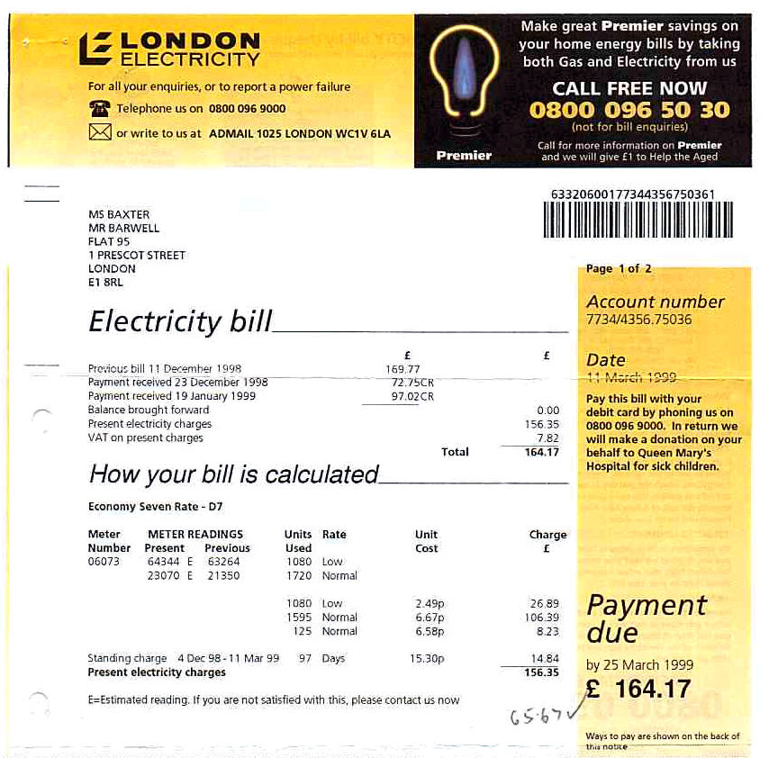 electric bill extimation 301 moved permanently cloudfront.